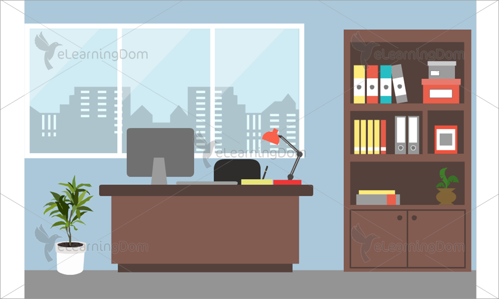 Office Cartoon Background | www.pixshark.com - Images ...