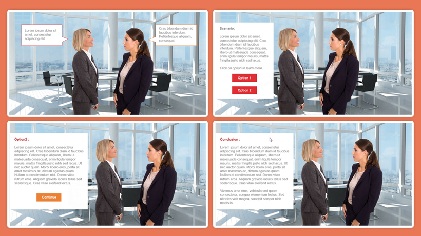 Adobe captivate template of the week scenario conversation and adobe captivate template of the week scenario conversation and options cheaphphosting Choice Image