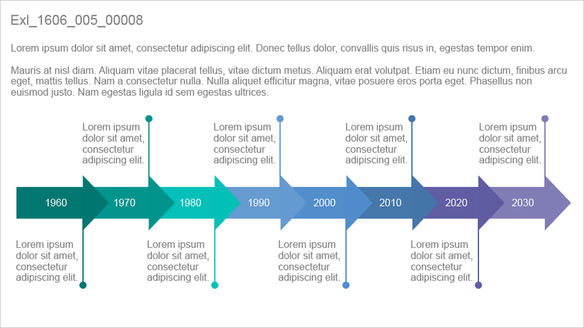 Adobe Captivate Template of the Week: Timeline with Arrows ...