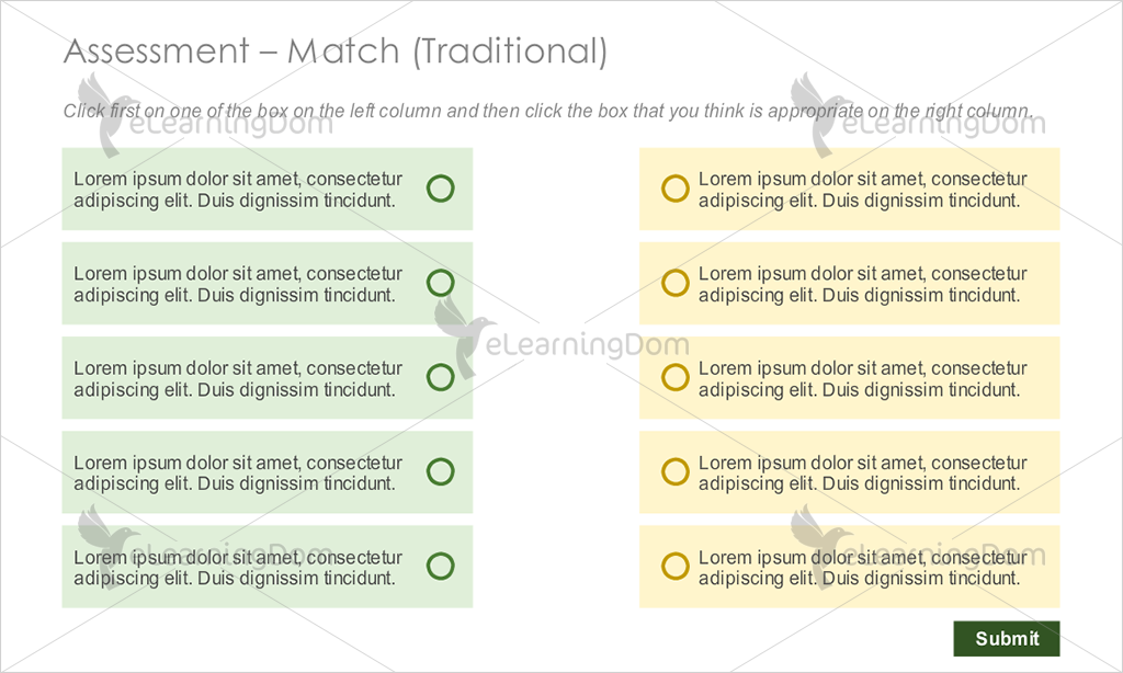 Articulate storyline assessment templates for instructional match the following yadclub Gallery