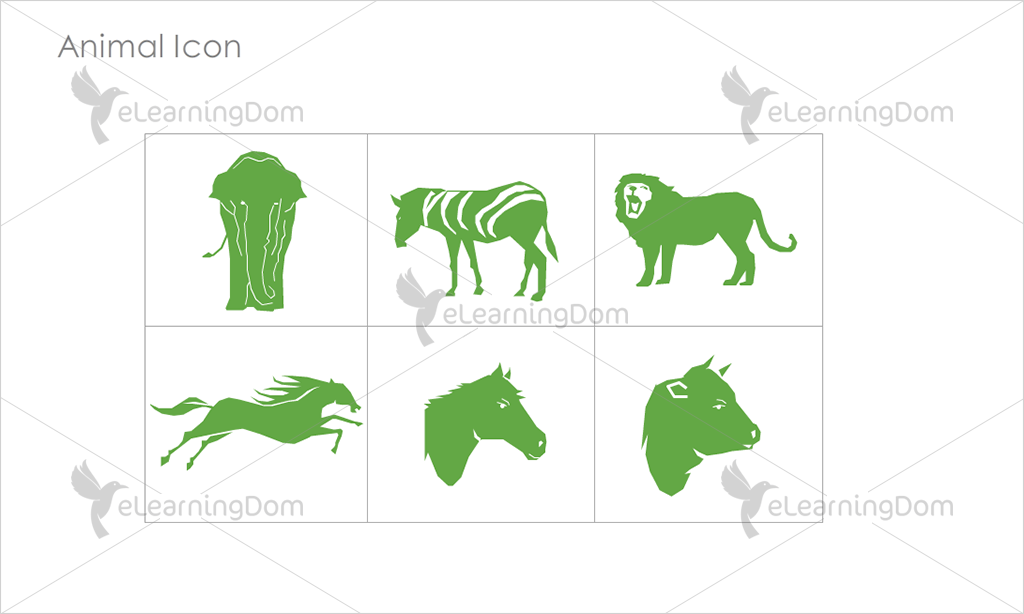 Animal Icons - Set 3