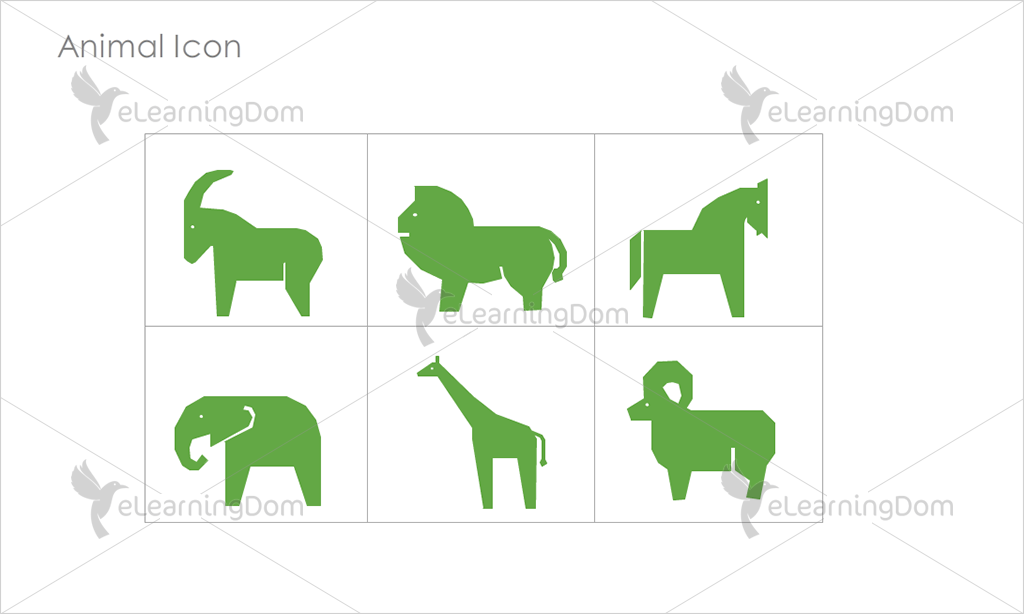 Animal Icons - Set 9