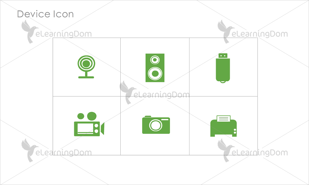 Device Icons - Set 2
