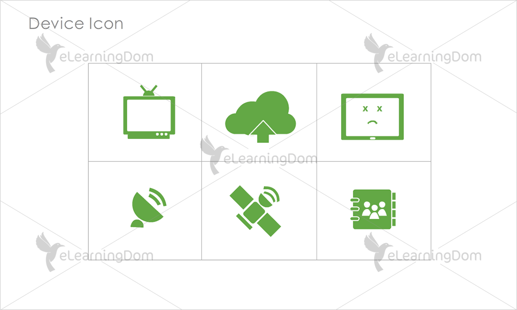 Device Icons - Set 3
