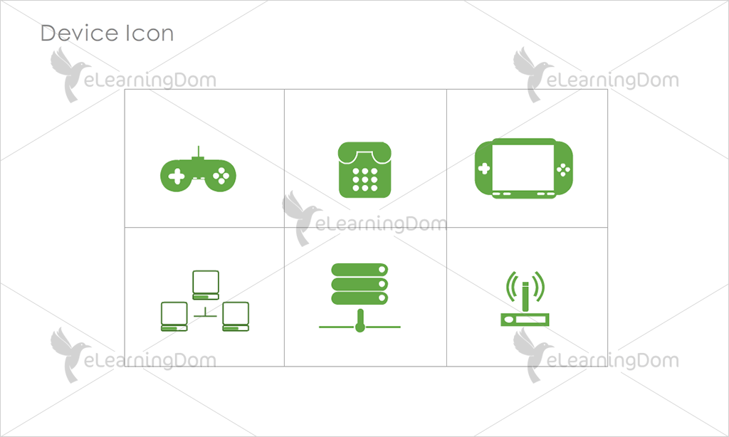 Device Icons - Set 4