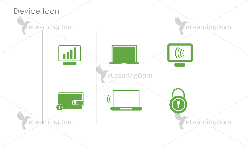 Device Icons - Set 6