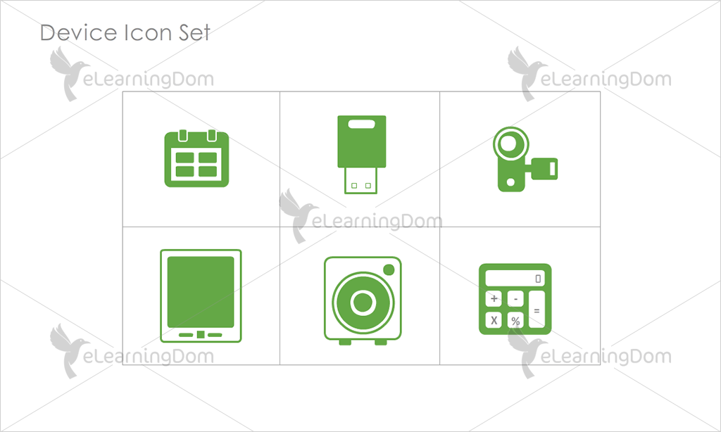 Device Icons - Set 9