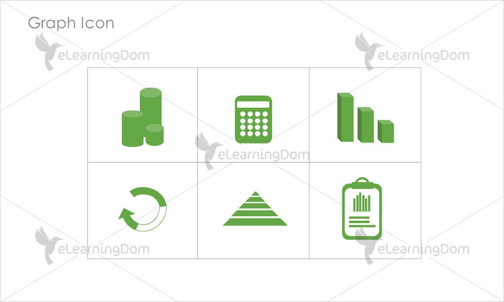 Graph Icons - Set 2