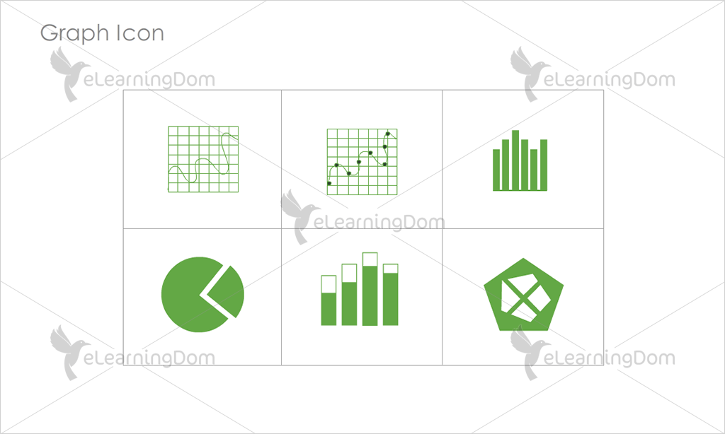 Graph Icons - Set 3