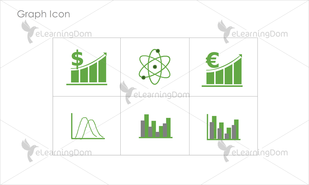 Graph Icons - Set 5