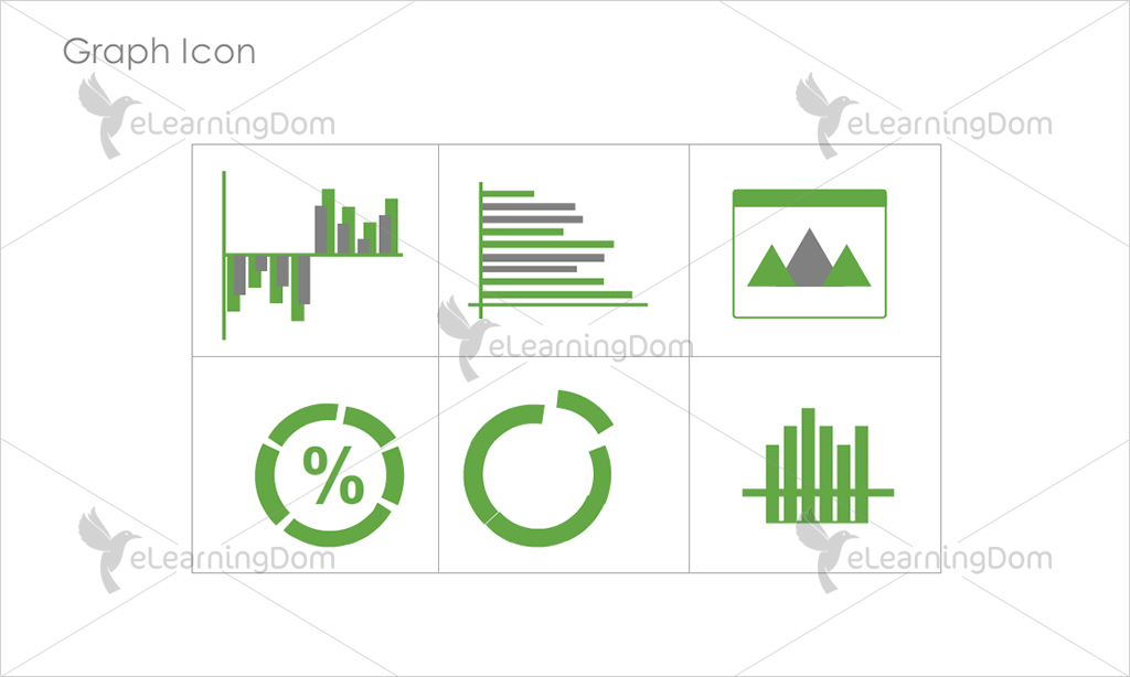 Graph Icons - Set 6