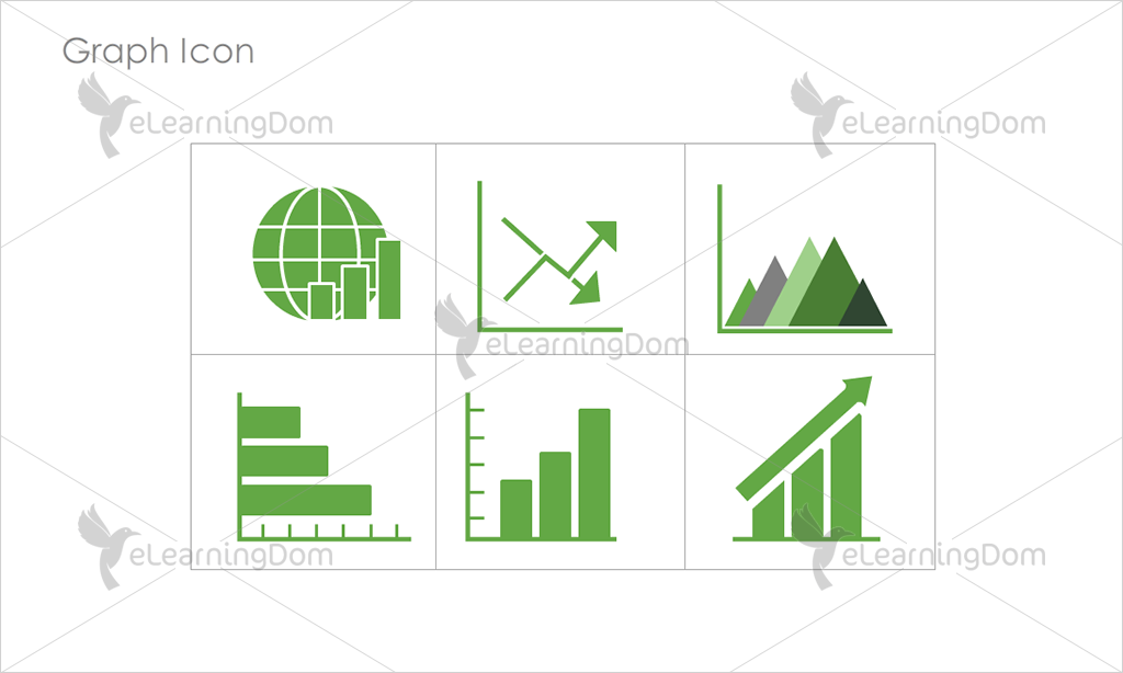 Graph Icons - Set 7