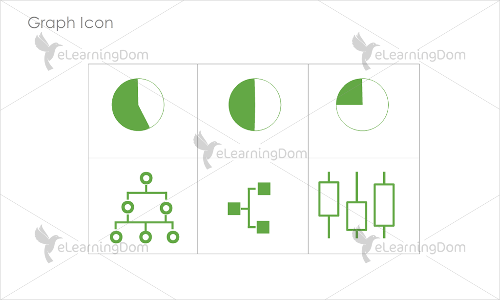 Graph Icons - Set 8