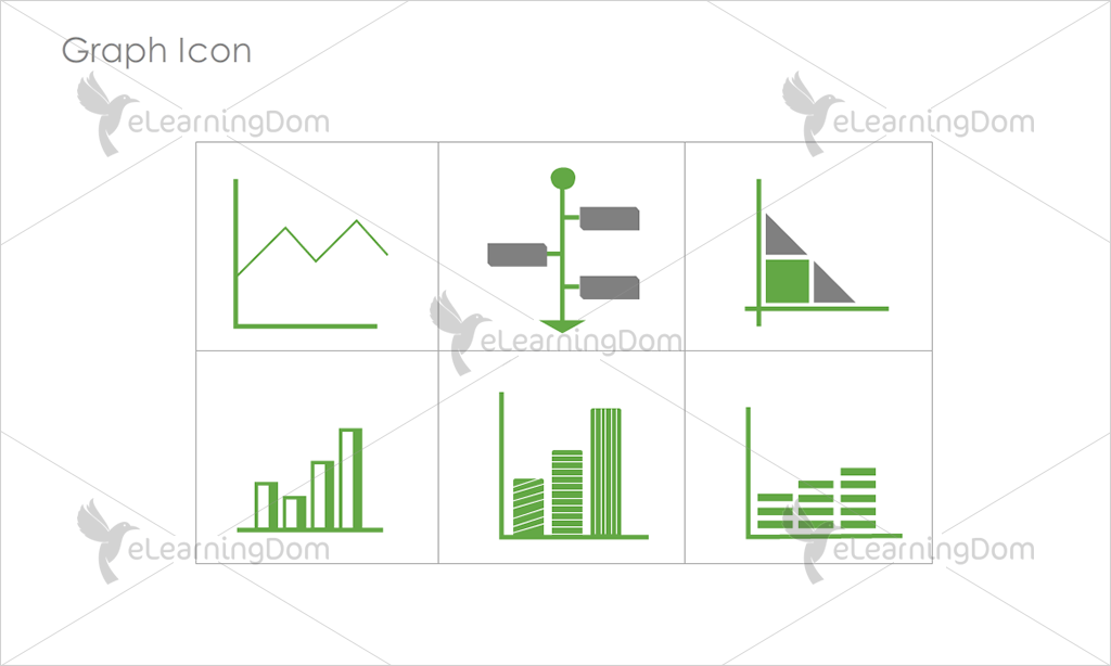 Graph Icons - Set 9