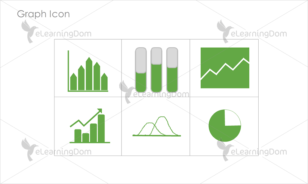 Graph Icons - Set 10