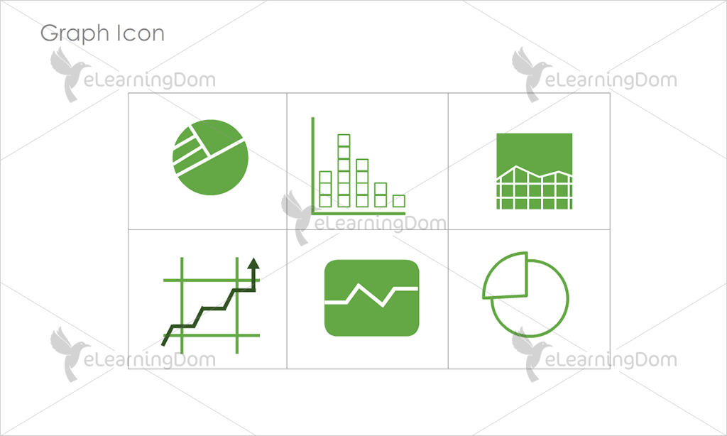 Graph Icons - Set 11
