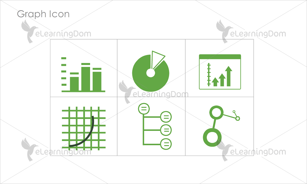 Graph Icons - Set 12