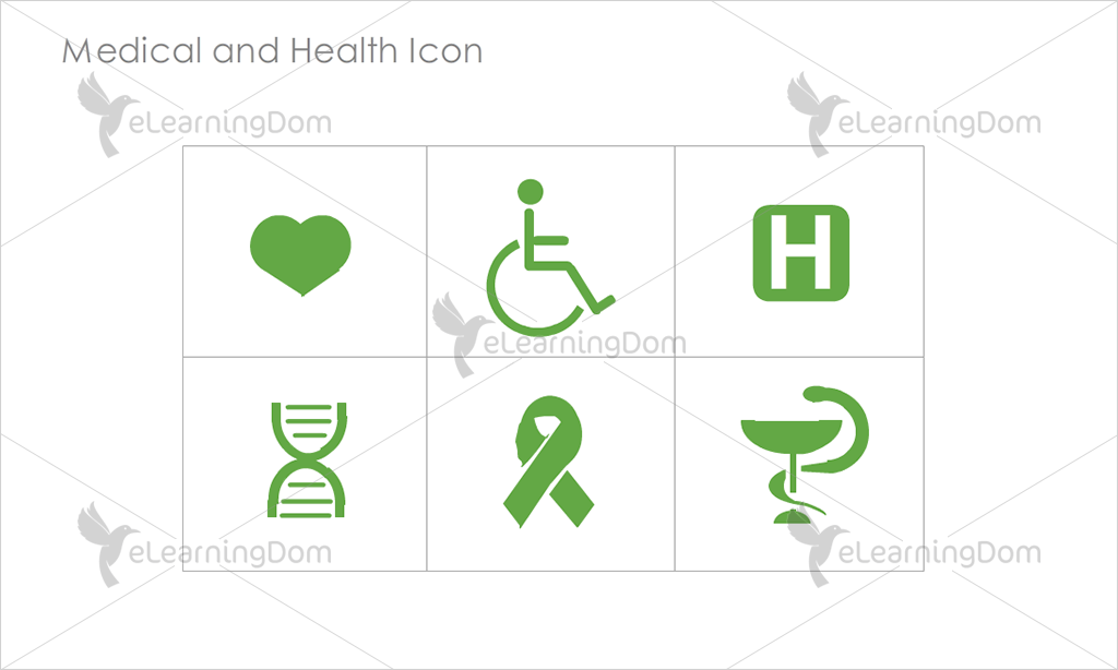 Medical and Health Icons - Set 4