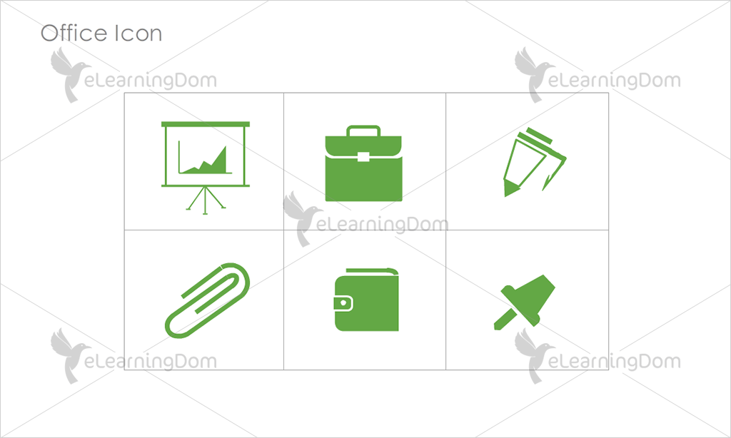 Office Icons - Set 10