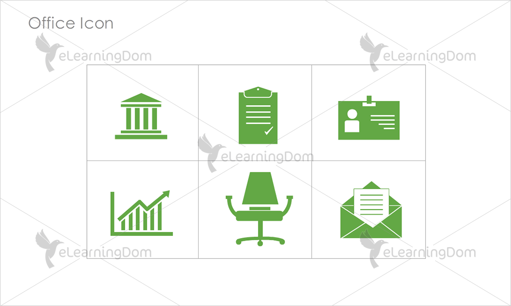 Office Icons - Set 11