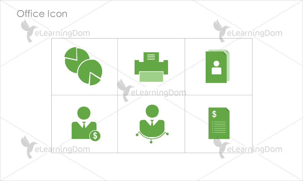 Office Icons - Set 12