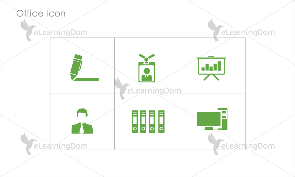 Office Icons - Set 14