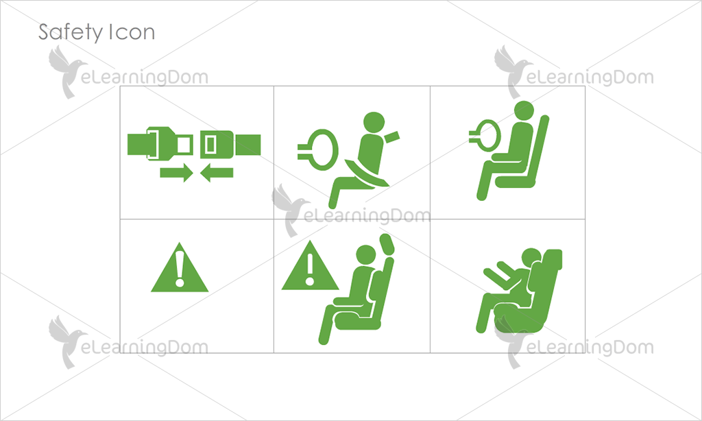 Safety Icons - Set 5