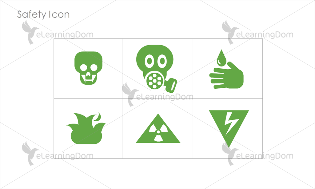 Safety Icons - Set 7
