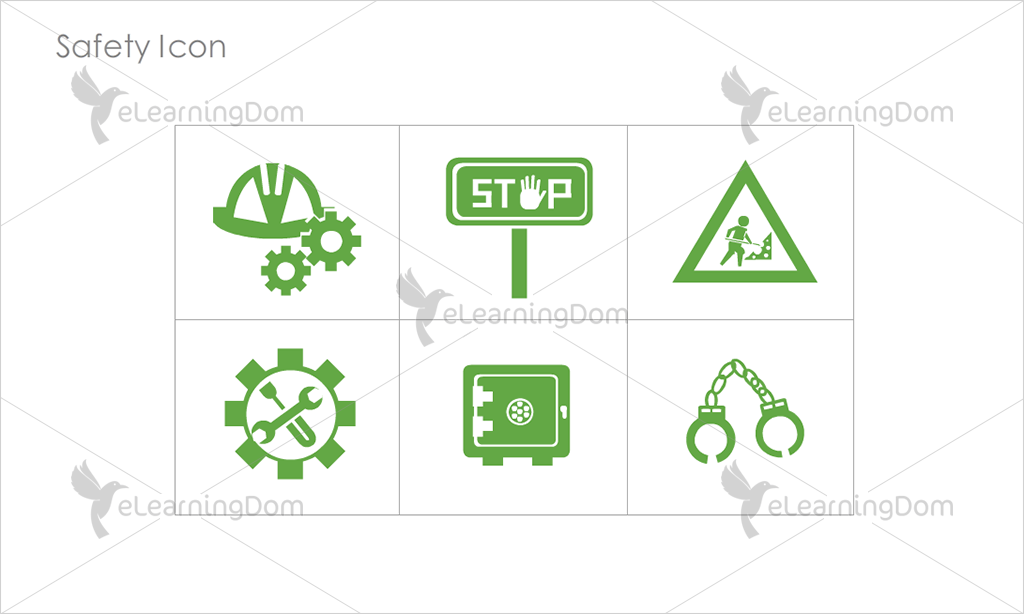 Safety Icons - Set 10