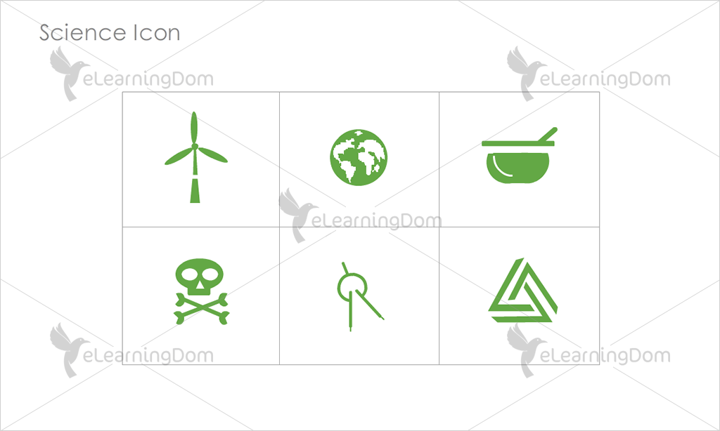 Science Icons - Set 2