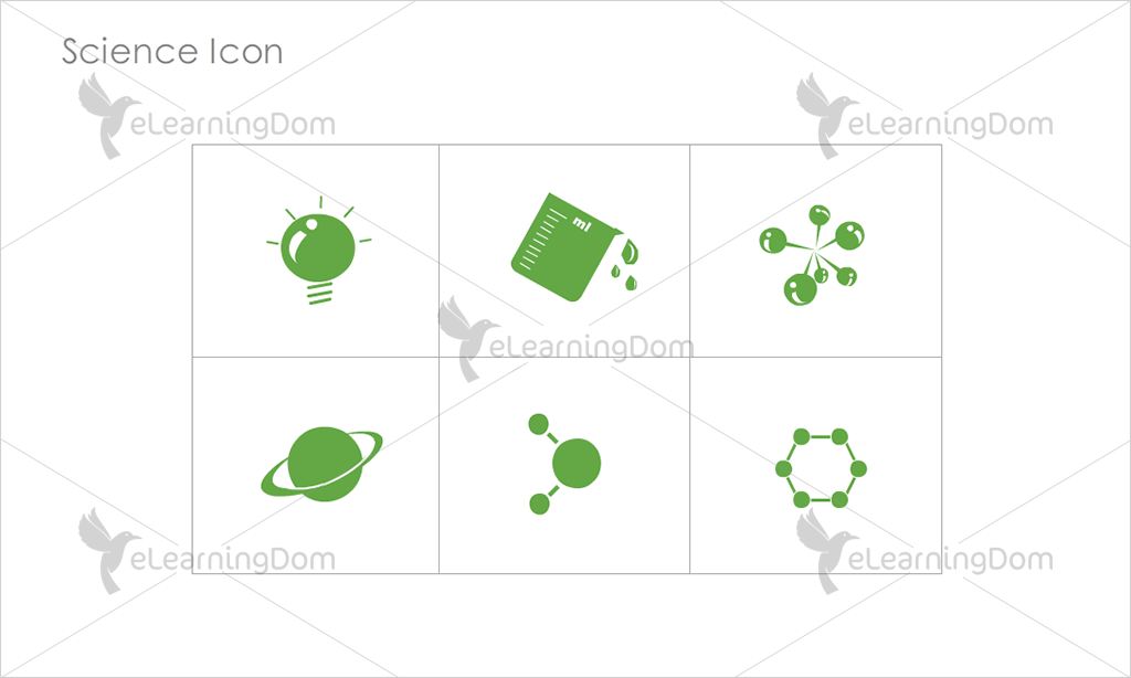 Science Icons - Set 5