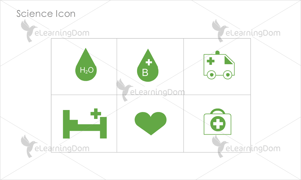 Science Icons - Set 8