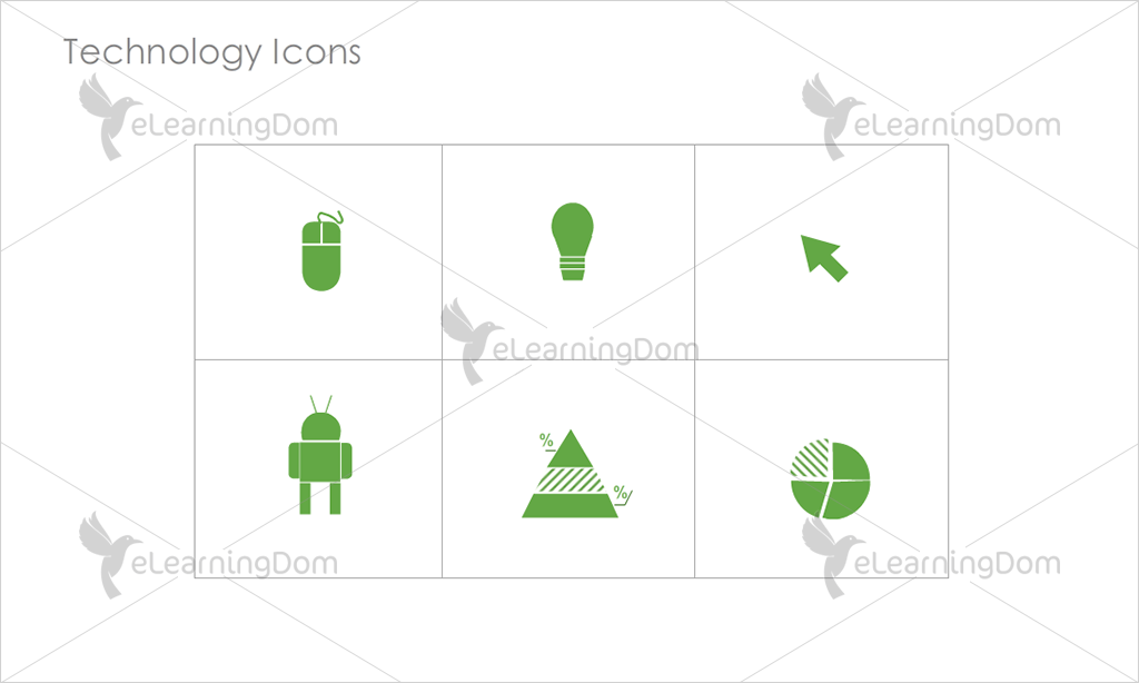 Technology Icons - Set 5