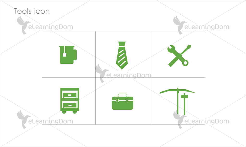 Tools Icons - Set 2