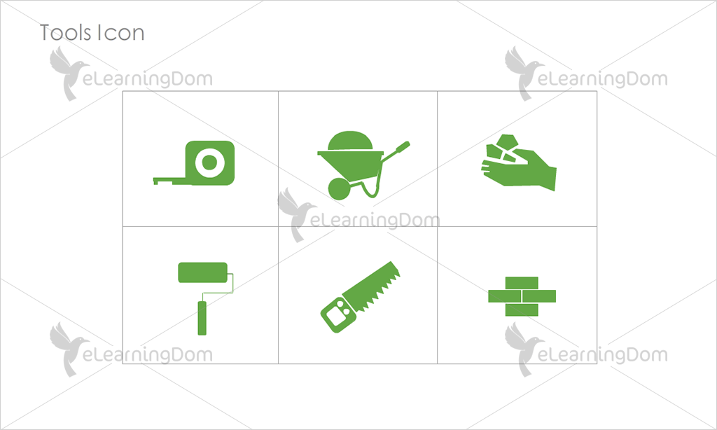 Tools Icons - Set 3