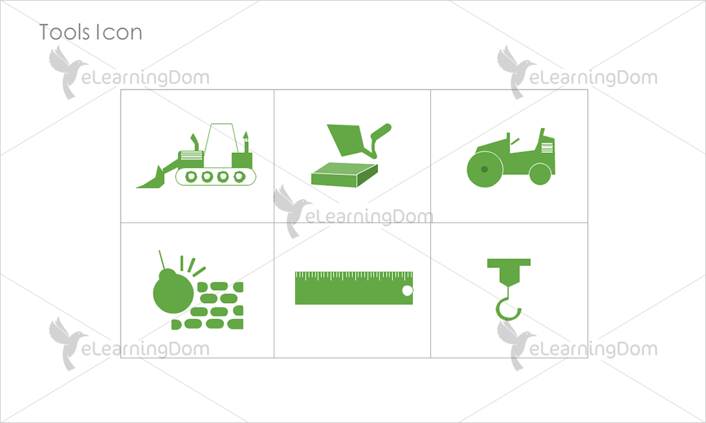 Tools Icons - Set 6