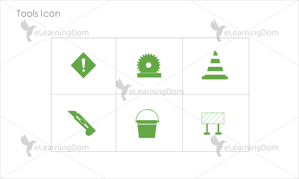 Tools Icons - Set 7
