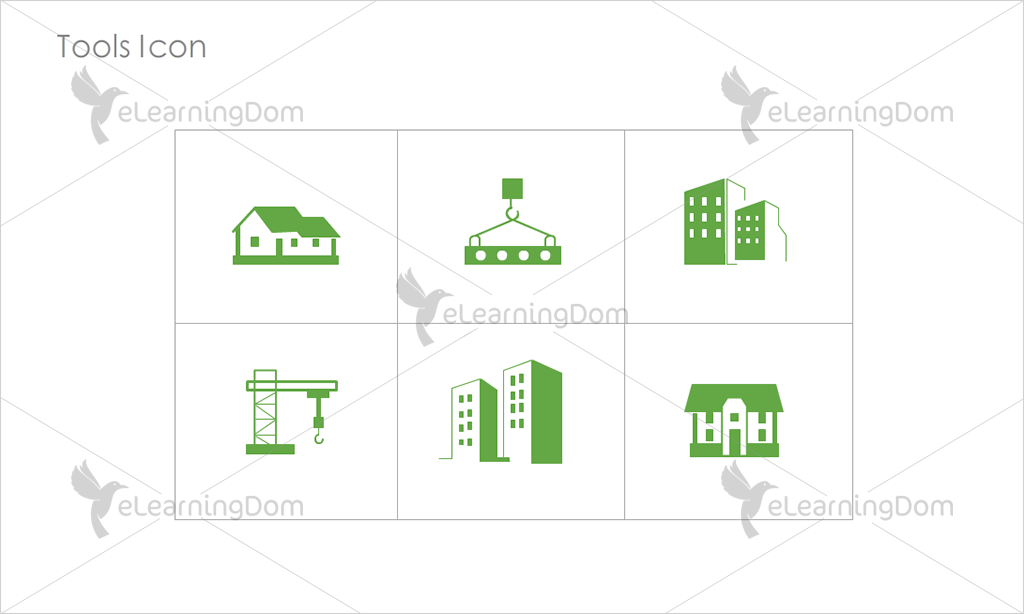 Tools Icons - Set 8