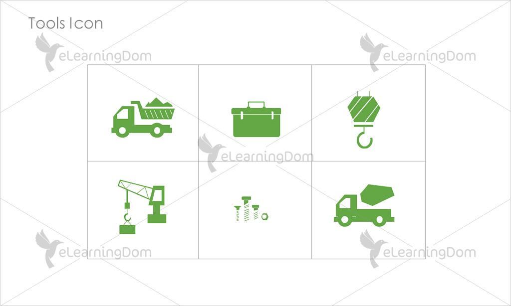 Tools Icons - Set 9