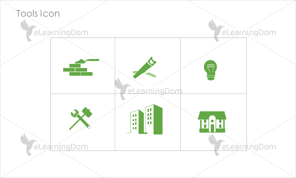 Tools Icons - Set 10