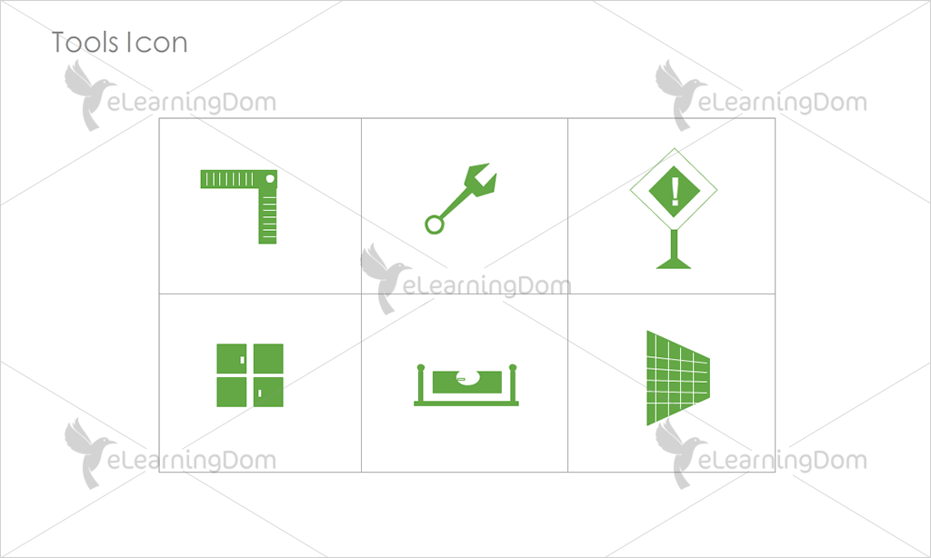 Tools Icons - Set 11