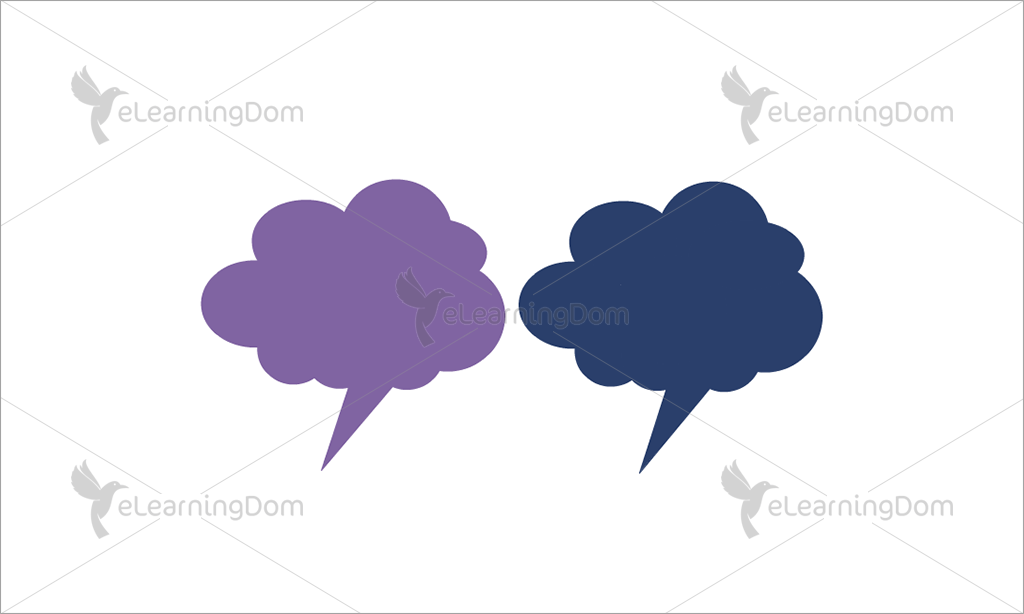 Cloud Speech Bubble